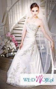 Annais Bridal Model Rina wzrost 155 + 6cm obcas