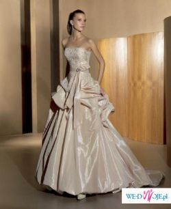 Atelier Diagonal suknia hiszpańska rozm. 36/38,tanio