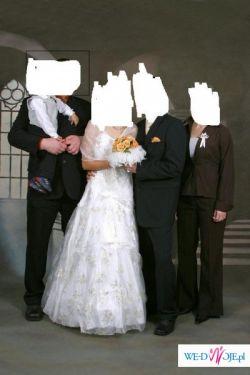 Atrakcyjna suknia ślubna polecam