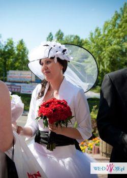 Awangardowa Suknia Ślubna Livia firmy Karina