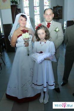 Baaardzo ładna suknia w rozmiarze uniwersalnym 40-44