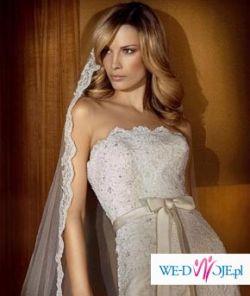 Bahamas - piękna suknia ślubna z kolekcji Sant Patrick