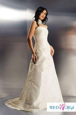 bajeczna sukienka slubna