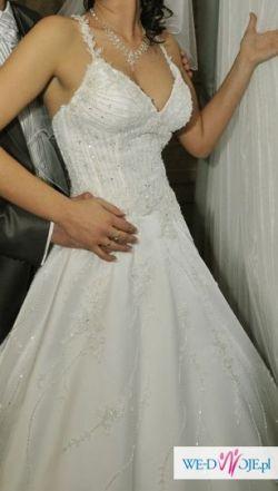 bajeczna suknia
