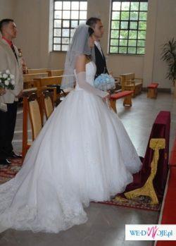 bajeczna suknia Demetrios 893