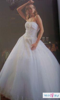 Bajeczna suknia Liorini!Sprzedam tanio!!1000 zł