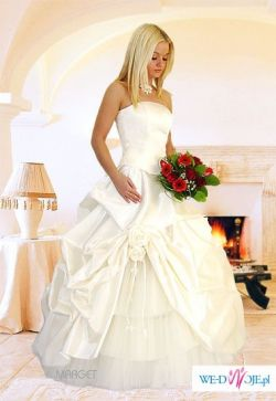 bajeczna suknia ślubna 34-36