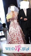 BAJECZNA suknia ślubna  36-42