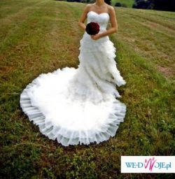 bajeczna suknia ślubna Flavie