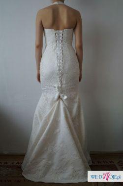 Bajeczna suknia ślubna Kahiani T rozmiar XS - S