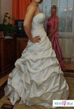 bajeczna suknia ślubna MORI LEE 4107