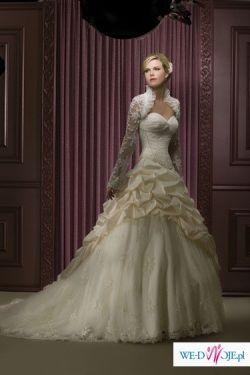 Bajeczna Suknia ślubna na sprzedaż