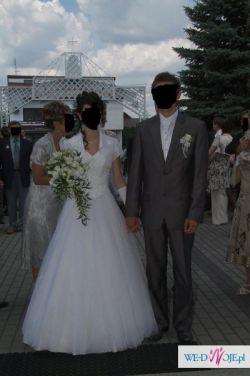 Bajeczna suknia ślubna!!! TANIO