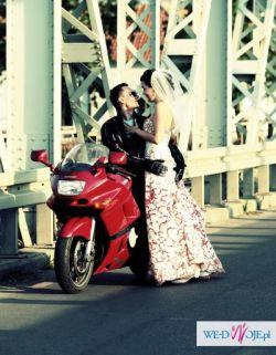 Bajeczna, unikatowa suknia ślubna firmy La Mariee z USA