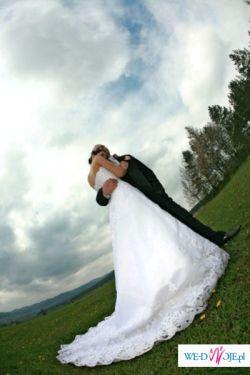 Bajkowa suknia Annais Bridal model Rita