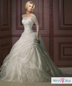 Bajkowa suknia Demetrios 2804!!!!