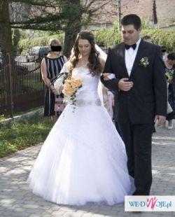 Bajkowa suknia ślubna Manhattan firmy SPOSA