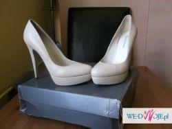 Baldowski prześliczne ślubne buty