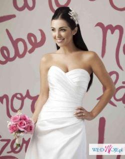 Bardzo kobieca suknia Sweetheart - model 5963/rozm.38, miseczka B,C