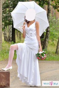 Bardzo ladna suknia slubna.POlecam!!!