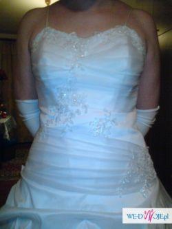 Bardzo Tanio sprzedam suknię ślubną