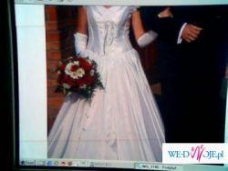 Bardzo tanio sprzedam suknię ślubną Tarnobrzeg