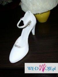 Bardzo wygodne buty ślubne 37
