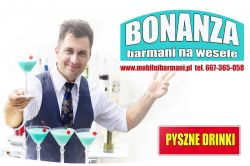 BARMAN NA WESELE / DRINK-BAR > Super!!! oferta...