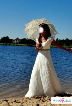 baśniowa suknia;-)