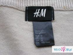Beżowy sweterek H& M