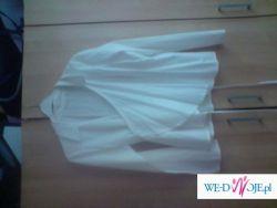 Biała bluzka ciązowa NIE UŻYWANA