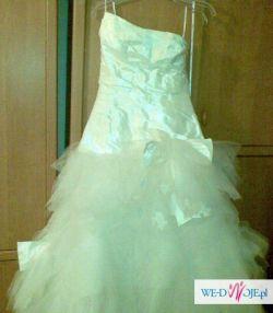 biała suknia Cymbeline Daylice/Espera r.36