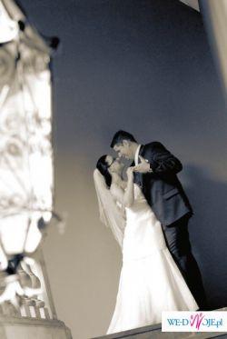 Biała suknia ślubna Sella rozmiar 42 plus dodatki