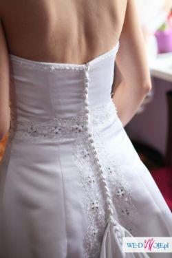 Biała Suknia Ślubna SINCERITY BRIDAL