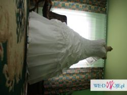 Biała suknia ślubna Sposabella 117