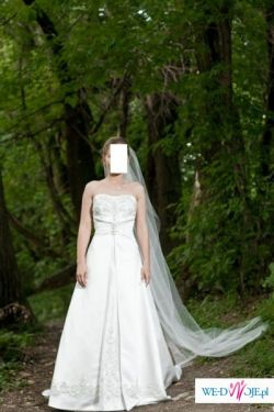 Biała suknia ślubna Tres Chic sn2804d