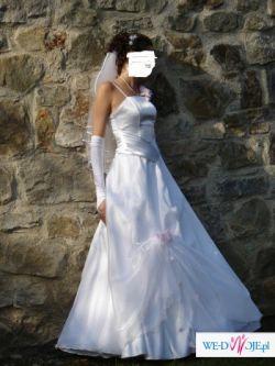Biała, wzrost 176 (2,5cm obcasik), rozmiar 38-40 cena:500zł Cieszyn