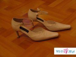 Białe buty rozm.39