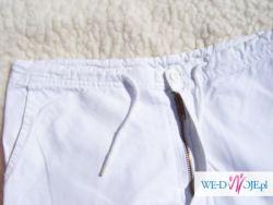 Białe spodnie ONLY rozmiar S