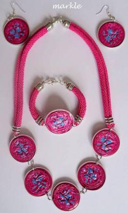 Biżuteria artystyczna - MORIKAI