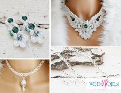 Biżuteria artystyczna,  ślubna i wieczorowa