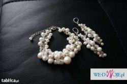 Biżuteria z pereł, bardzo efektowna