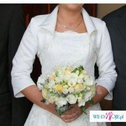Bolerko do sukni ślubnej  55zł