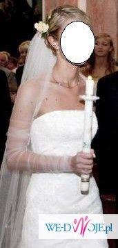 Bolerko (idealne do koronkowej sukni)