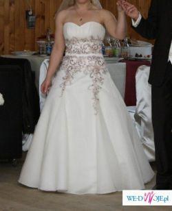 BOSKA suknia ślubna La Sposa, 36-38