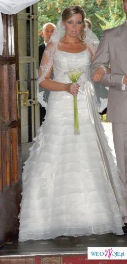 Boska Suknia ślubnawrocław Suknie ślubne Ogłoszenie Komis