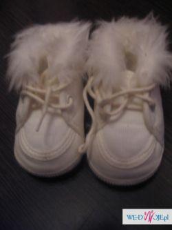 Buciki niemowlęce rozmiar 11