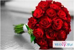 Bukiet ślubny, florystyka ślubna