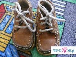 Buty brązowe
