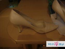 buty śłubne ARRADo rozmiar 36